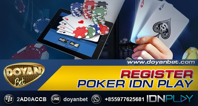 Register IDNPlay